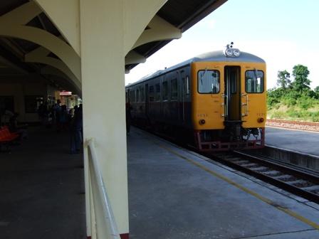 ラオス鉄道