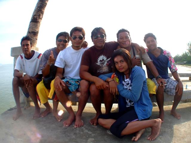 SPBボートクルー
