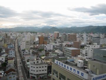 高知市風景