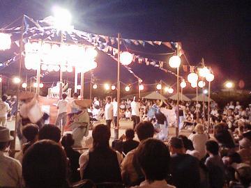 姫島盆踊り