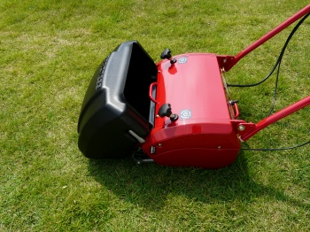 高級芝刈り機