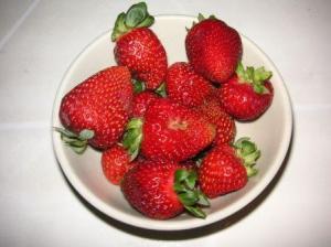 苺もつけるよ