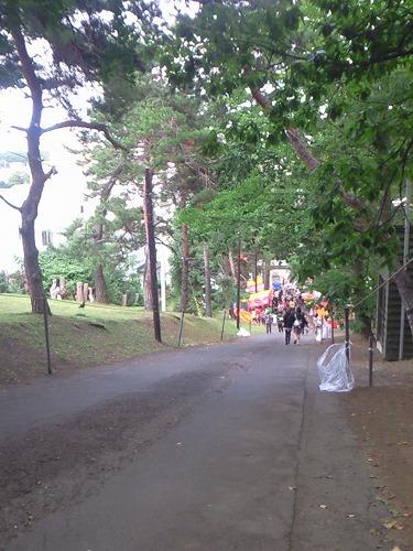 相馬神社祭