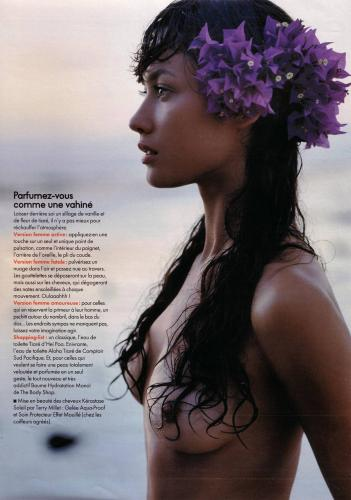 Olga Kurylenko-French Magazine 2007 b001