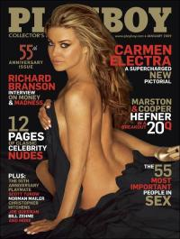Carmen Electra - Playboy Magazine (January 2009)16