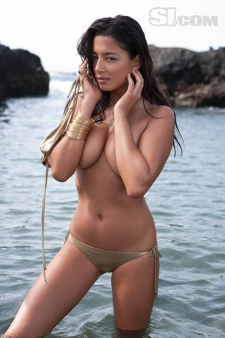 Jessica Gomes - 2009 Sports Illustrated Swimsuit Edition 3