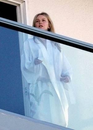 Naomi Watts - Open Robe ss01