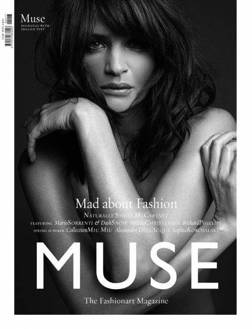 Helena Christensen - Muse - 2009