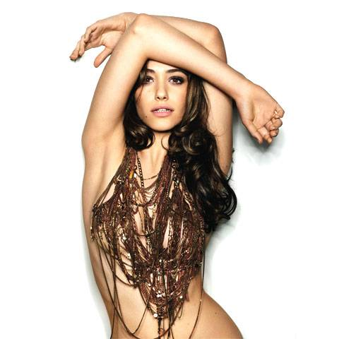 Emmy Rossum - Details magazine April 09 issue s1