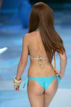 Cintia Dicker - Bikini on the Runway 5