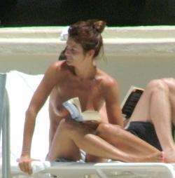 helena christensen - tousatsu topless ss3