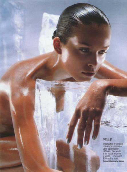 Petra Nemcova Full Nude D Magazine 5