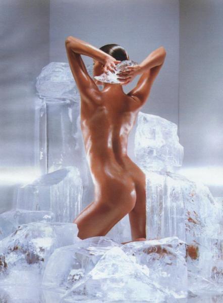 Petra Nemcova Full Nude D Magazine 1