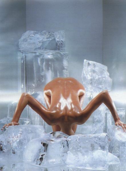 Petra Nemcova Full Nude D Magazine 4