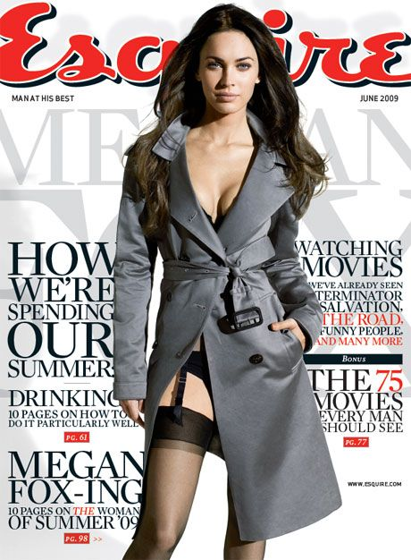 Megan Fox - Esquire Magazine - June 2009 a1