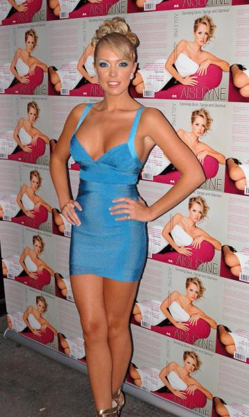 Aisleyne Horgan Wallace - Nip Slip london book signings 17