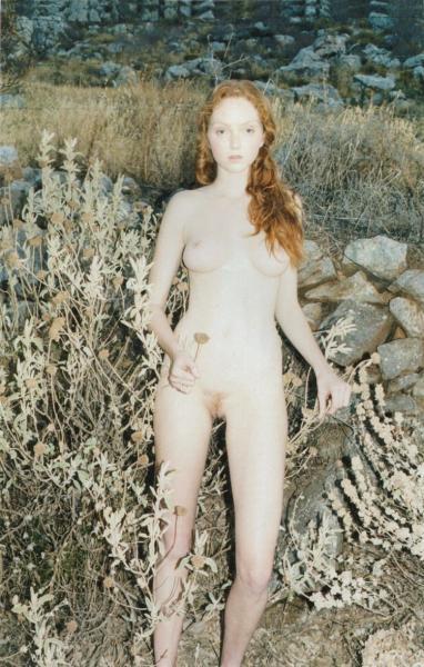 Lily Cole - Paradis Magazine -a1
