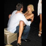 Paris Hilton  Doug - nightclub in Cannes t03