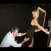Paris Hilton  Doug - nightclub in Cannes t04