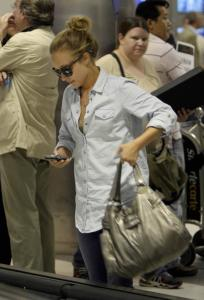 Hayden Panettiere @ LAX Airport, June 8