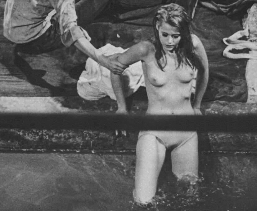 Just Fonda nude nake jane bridgette are not