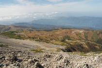 薬師岳山頂から3