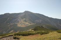 黒部五郎岳への登山道2.