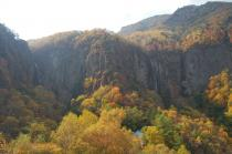 不動滝と権現滝