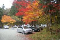 花園神社駐車場