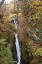 七ツ滝・中段