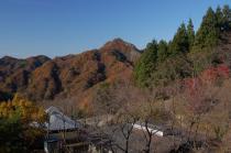 ふるさと村から明山