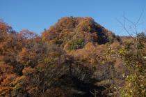 亀ヶ淵から烏帽子岩