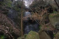 ハッチメ滝1