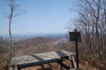 三戸谷山頂