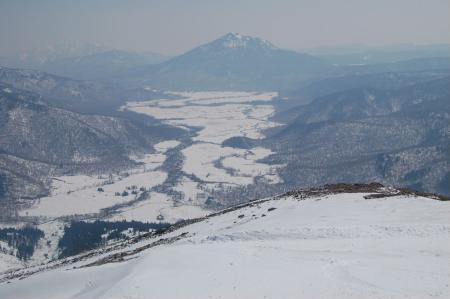 ひうち岳と尾瀬が原