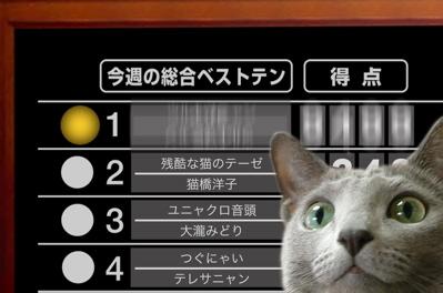ベストテン鼠先輩3