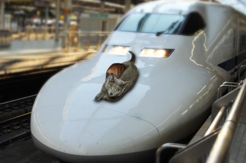 旅立ちみど新幹線2