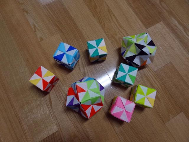 ハート 折り紙 折り紙 おもちゃ 作り方 : divulgando.net