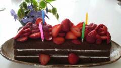 4ちゃいケーキ