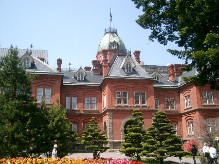 北海道庁 赤レンガ庁舎