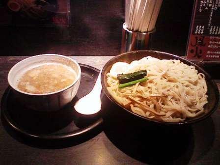 風火味噌付け麺