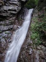15mスダレ滝