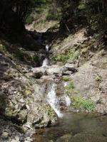 3m二段滝