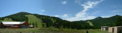 夏のスキー場@車坂峠
