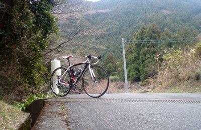 '09初 滝の入線