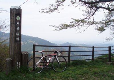 09新緑の刈場坂峠