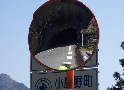志賀坂トンネルで群馬入り