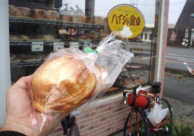 美味しいパンの補給@ハイジの食卓(群馬県前橋市大胡南)