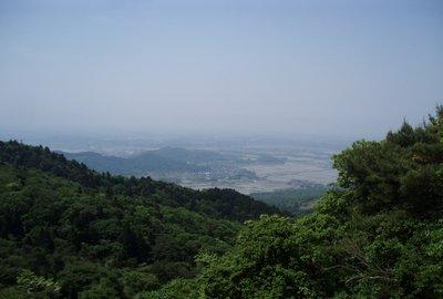 筑波山からの眺望1