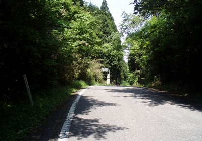 湯袋峠@筑波山
